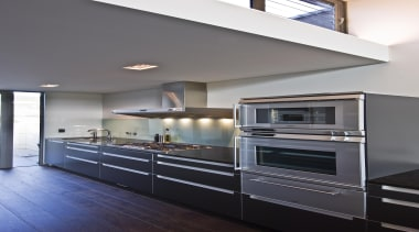 Havelock North Kitchen - Havelock North Kitchen - cabinetry, countertop, cuisine classique, home appliance, interior design, kitchen, kitchen appliance, kitchen stove, major appliance, gray