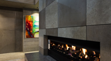 IMG_6185 - fireplace | hearth | heat | fireplace, hearth, heat, interior design, black