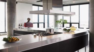 Featuring: Formica White Ellipse - Light and Bright countertop, interior design, kitchen, product design, white, gray