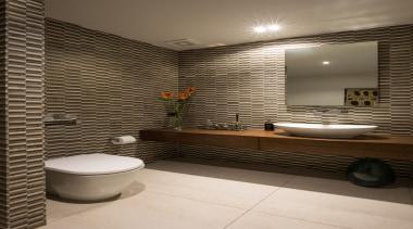 Kohi15 - architecture | bathroom | floor | architecture, bathroom, floor, interior design, room, sink, tile, wall, brown