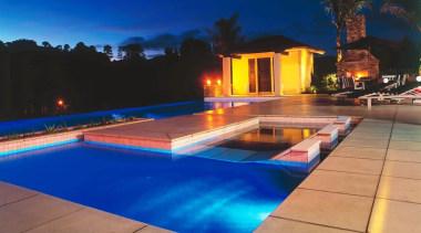 Residential - Residential - estate | leisure | estate, leisure, leisure centre, lighting, property, real estate, resort, swimming pool, blue