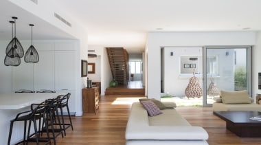 IL Design - Winner – 2016 TIDA Australian architecture, ceiling, home, house, interior design, living room, real estate, room, gray, white