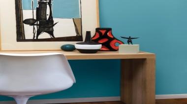 Testpot Hero Awash - blue | chair | blue, chair, desk, furniture, interior design, shelf, shelving, table, teal