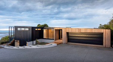 Urban Function Architecture – Highly Commended – 2019 architecture, building, facade, gate, home, house, material property, property, real estate, residential area, teal