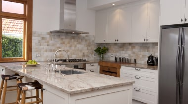 St. Heliers - cabinetry | countertop | cuisine cabinetry, countertop, cuisine classique, interior design, kitchen, gray