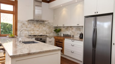 St. Heliers - cabinetry | countertop | cuisine cabinetry, countertop, cuisine classique, home appliance, interior design, kitchen, room, gray