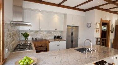 St. Heliers - countertop | cuisine classique | countertop, cuisine classique, interior design, kitchen, real estate, gray