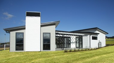 Check out here for more info www.gjgardner.co.nz cottage, elevation, facade, home, house, property, real estate, siding, blue
