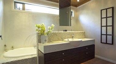 18Shelterdr07 - bathroom | ceiling | estate | bathroom, ceiling, estate, floor, home, interior design, real estate, room, sink, brown