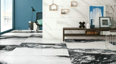 Extension Galaxy Satin 600x1200 floor, flooring, furniture, interior design, table, tile, wall, white