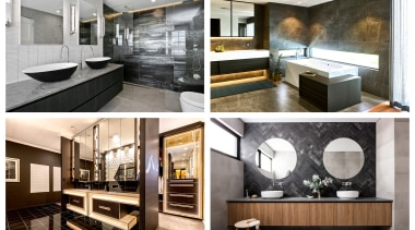 2019 TIDA Australia Bathroom Suite winners - 2019 architecture, bathroom, building, cabinetry, ceiling, countertop, floor, flooring, furniture, home, house, interior design, material property, property, room, tile, white