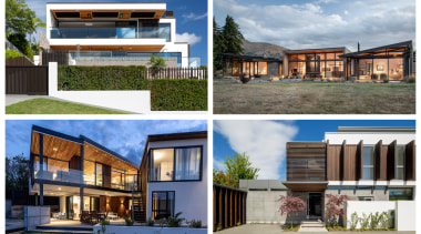 2019 TIDA Homes Architect Finalists - architecture | architecture, building, estate, facade, home, house, interior design, land lot, project, property, real estate, residential area, roof, room, urban design, window, gray