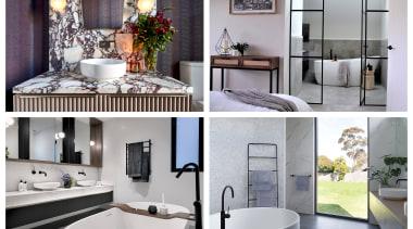 2020 TIDA Australia Bathrooms finalists -
