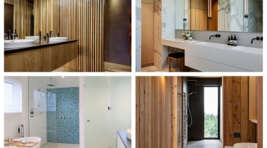 2020 TIDA New Zealand Architect designed Bathrooms winners