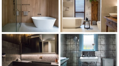 2020 TIDA New Zealand Designer Bathroom winners -