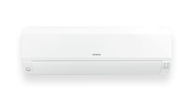 Hitachi Wall Mount Split SystemsWith two ranges and electronic device, electronics, product, rectangle, technology, white, white