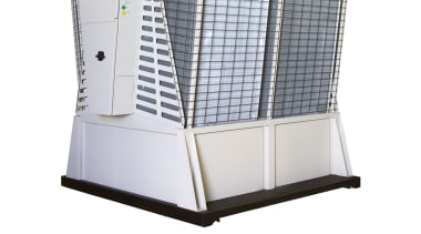 Hitachi Modular Chiller SolutionWith its modular design it white