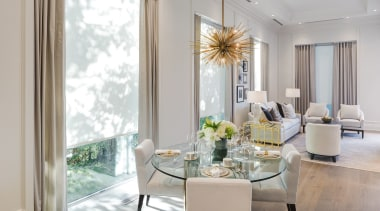 4 The Kingsway – open living space -