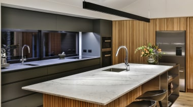 Half Moon Bay - cabinetry | countertop | cabinetry, countertop, cuisine classique, interior design, kitchen, gray, black