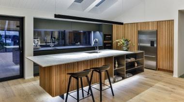 Half Moon Bay - countertop | floor | countertop, floor, flooring, interior design, kitchen, real estate, gray