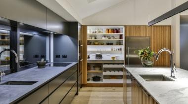 Half Moon Bay - countertop | interior design countertop, interior design, kitchen, gray