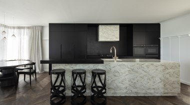 The brief for this kitchen by Rowson Kitchens