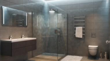 Adobestock 132932153 bathroom, interior design, plumbing fixture, room, gray, black