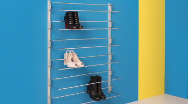 Ambos Shoe Racks blue, furniture, line, locker, product, shelf, shelving, teal