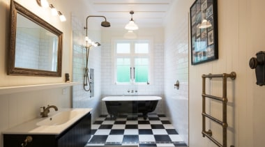 Architecture Smith Scully – Highly Commended – Tida bathroom, estate, floor, home, interior design, property, real estate, room, gray