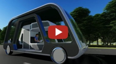 Autonomous travel button - car | commercial vehicle car, commercial vehicle, compact van, land vehicle, light commercial vehicle, minibus, mode of transport, motor vehicle, rv, transport, van, vehicle, vehicle door, black