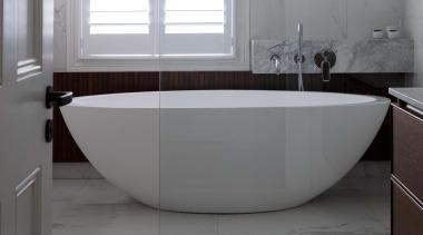 Spatial Studio – Finalist – 2019 TIDA New architecture, bathroom, bathroom sink, bathtub, beige, floor, flooring, interior design, marble, material property, plumbing fixture, property, room, sink, tap, tile, gray