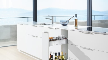 Blum SPACE TWIN with LEGRABOX 3 -