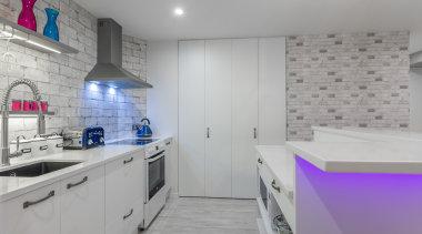 Dannemora - countertop | floor | interior design countertop, floor, interior design, kitchen, property, real estate, room, gray