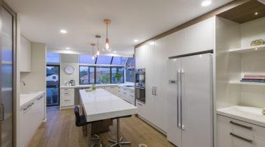 St Heliers III - countertop | interior design countertop, interior design, kitchen, real estate, gray