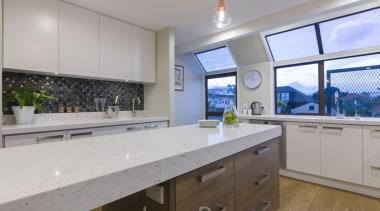 St Heliers III - countertop | interior design countertop, interior design, kitchen, property, real estate, room, gray