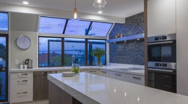 St Heliers III - ceiling | countertop | ceiling, countertop, interior design, kitchen, real estate, room, gray