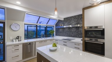 St Heliers III - countertop | cuisine classique countertop, cuisine classique, interior design, kitchen, property, real estate, gray