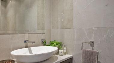 Bathroom Vanities - architecture | bathroom | ceiling architecture, bathroom, ceiling, ceramic, floor, interior design, plumbing fixture, room, sink, tile, wall, gray