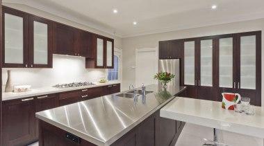 Mt. Eden II - cabinetry | countertop | cabinetry, countertop, cuisine classique, interior design, kitchen, real estate, room, gray