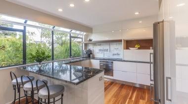 St. Heliers II - countertop | interior design countertop, interior design, kitchen, property, real estate, gray