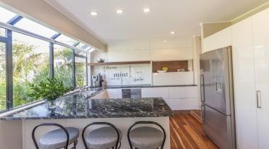 St. Heliers II - countertop   estate   countertop, estate, house, interior design, kitchen, property, real estate, gray