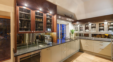 Mission Bay - cabinetry | countertop | cuisine cabinetry, countertop, cuisine classique, interior design, kitchen, real estate, brown