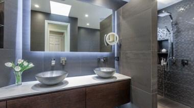 Bathroom Vanities - bathroom | interior design | bathroom, interior design, public toilet, room, sink, gray, black