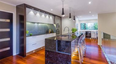 St. Johns - countertop | floor | flooring countertop, floor, flooring, hardwood, interior design, kitchen, property, real estate, room, wood flooring, gray