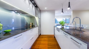 St. Johns - countertop | house | interior countertop, house, interior design, kitchen, real estate, gray
