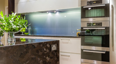 St. Johns - cabinetry | countertop | home cabinetry, countertop, home, interior design, kitchen, room, gray, brown