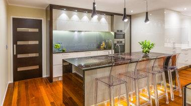 St. Johns - cabinetry | countertop | hardwood cabinetry, countertop, hardwood, interior design, kitchen, real estate, gray, brown