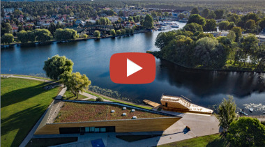 Water Sports Center – Augustów, Poland - black black
