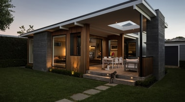 Creative Arch villa renovation -