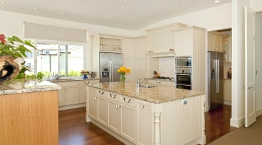 Howick - cabinetry | countertop | cuisine classique cabinetry, countertop, cuisine classique, floor, flooring, interior design, kitchen, property, real estate, room, wood flooring, gray